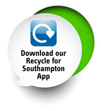 Recycle for Southampton APP