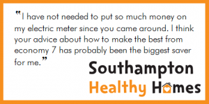 Southampton Healthy Homes feedback3