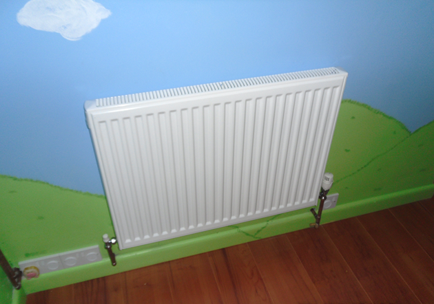 tEC image_ radiator childrens room