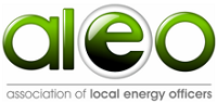 Association of local energy officers (aleo) logo