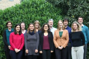 the Environment Centre staff